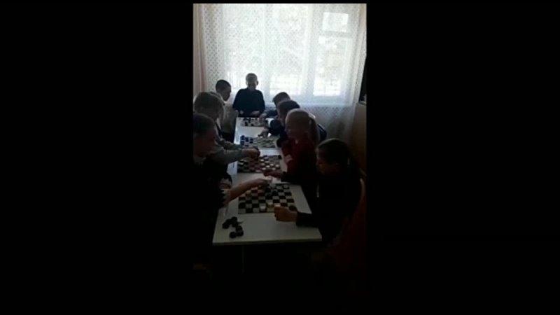 ОВЗ 3 7 класс Игры в шашки и теннис