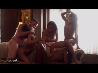 Demi Sutra, Ana Foxxx, Scarlit Scandal, Nia Nacci [HD 720, all sex, big ass, big tits, TEEN, ebony, group, new porn 2021]