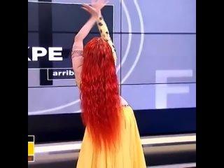 Оксана Базаева танец живота