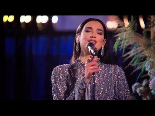 Dua Lipa & Elton John — Bennie And The Jets (Live at the Elton John's AIDS Foundation Oscars pre-party)