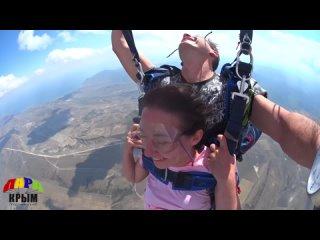 Первый прыжок с парашютом с инструктором