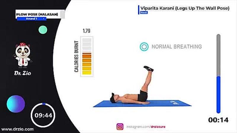 @phoenix ikarian Full Body Immunity Boosting Workout mp4