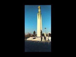 """Открытие памятника """"Примирению"""" в Севастополе"""