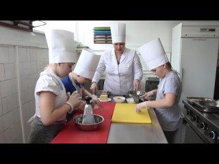 Школа поварят_крученик с сыром, кекс домашний