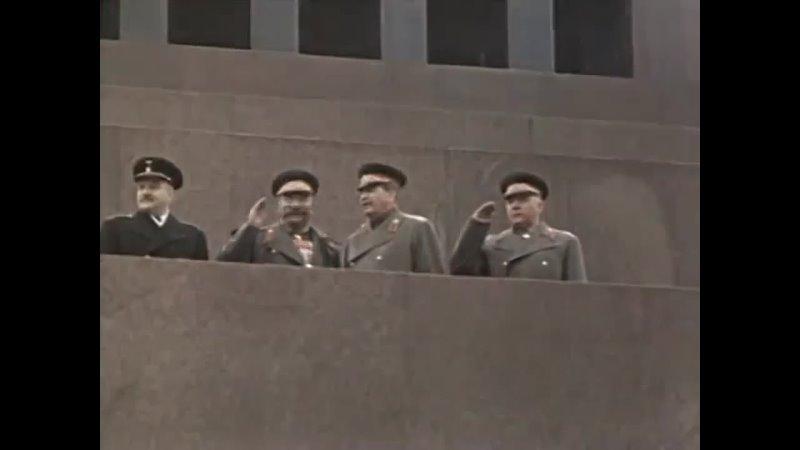 Парад Победы 24 июня 1945 года Юрий Богатиков День Победы муз Д Тухманова ст В Харитонова