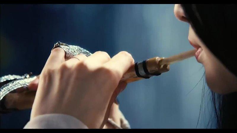 Трейлер фильма Беловолосая ведьма Лунного королевства The White Haired Witch of Lunar Kingdom Китай 2014
