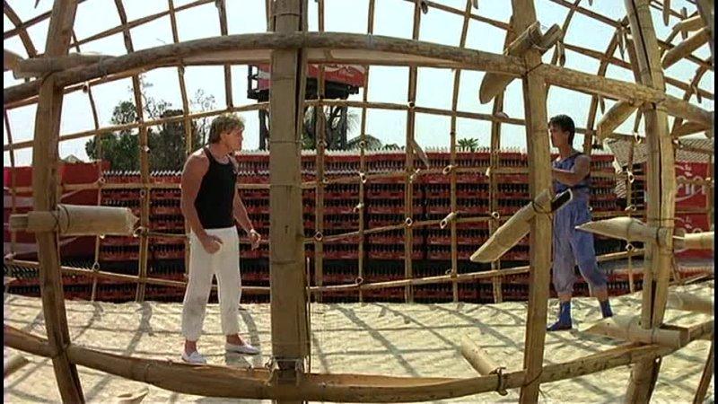 Кровавый бой 2 Клетка смерти Боевик 1988 А Алексеев