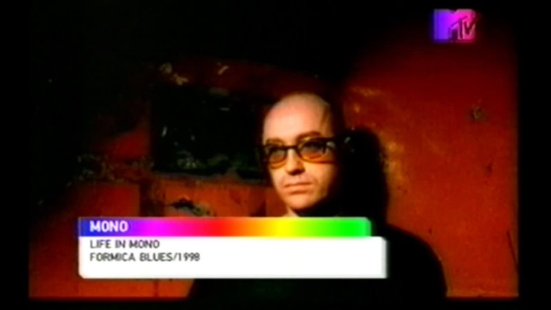 Mono Life In Mono MTV Россия