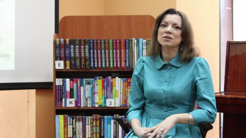 Автор в Молодёжке Анастасия Порошина