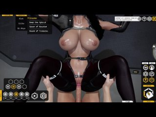 Fallen Doll Operation Lovecraft - big ass booty butts tits boobs pawg milf mature pc game stockings
