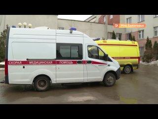 Самоубийство в Ракитянской больнице
