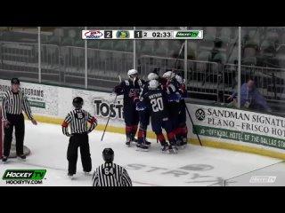 ЮЧМ-2021. Контрольный Матч. США (U18) - Швеция (U18) - 5:1 () - (Обзор Игры)