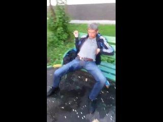 Крым наш! Открытие нового фонтана во дворе!