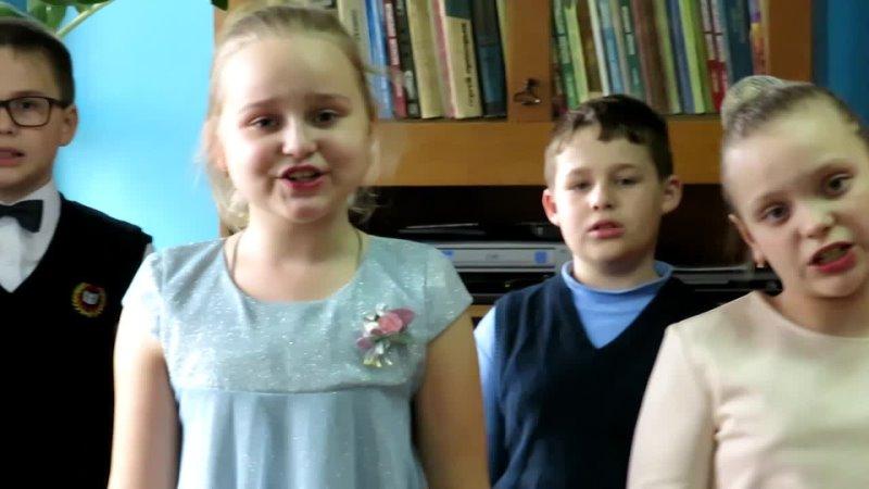 Муз А Ермолова сл В Борисова Что дарить на день рожденья Исполняет вторая группа младшего хора