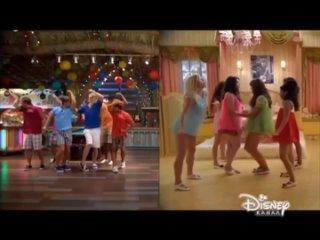 """OST """"Лето. Пляж. Кино"""" - Like Me (Канал Disney)"""