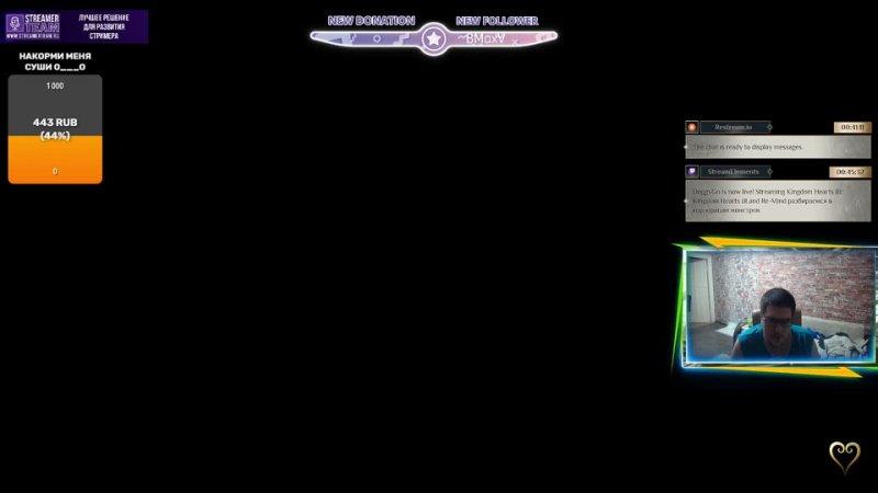 Kingdom Hearts III and Re Mind разбираемся в корпорации монстров