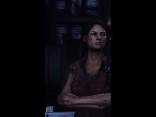 TLOU | Ellie | Ты дочурка важной шишки что-ли?