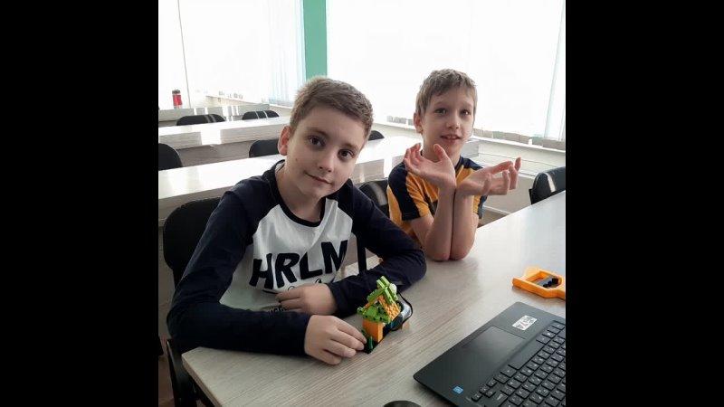 Алексей и Данил Уровень 4 Мухоловка
