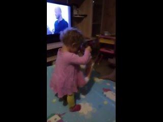 танец с куклой