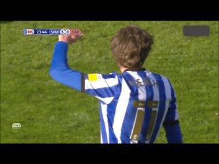 Невероятный гол Рича в ворота  «Кардиффа».