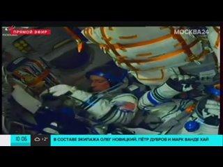 """Космический корабль """"Ю. А. Гагарин"""" стартует под The Miracle группы Queen"""