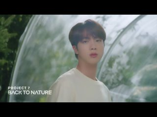 "[FILA] ""PROJECT 7 : Back To Nature"" - Jin"