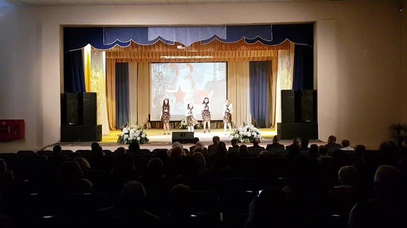 Ансамбль Васильки Крупская Школа искусств