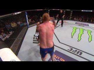 нокауты в UFC