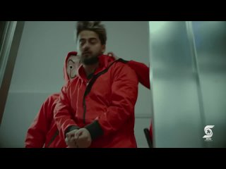 Puzzle Band ft. Bardia Bahador - Moo Ghermez  ( Official Music Video )