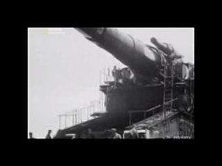 WWII Hitler's Secret Weapon -  Trailer - PzVIII Maus,V3,Ratte,He162,Dora Gun
