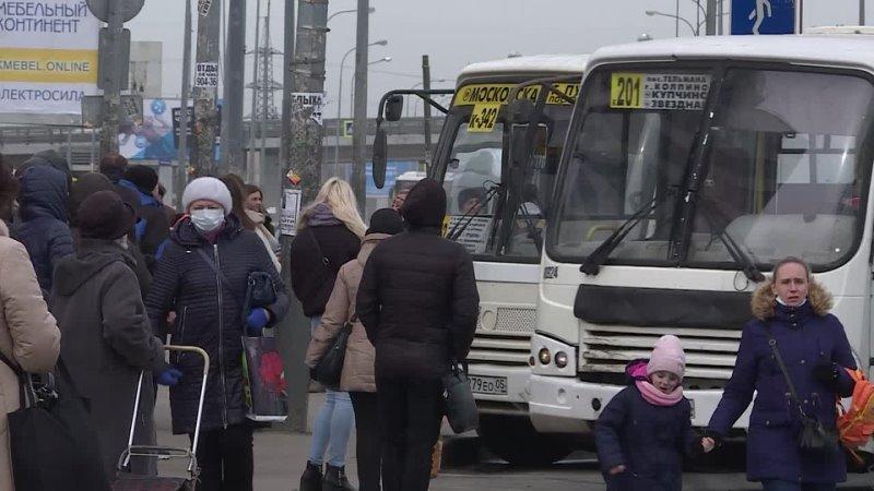 Петербург без маршруток Анонс программы Неделя в Петербурге 11 04 21