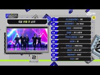 TOP10 Songs in 3rd week of April _ MCOUNTDOWN_20210415