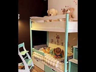 Видеоотзыв от Евы   Детская мебель   Добрый столяр   Архангельск