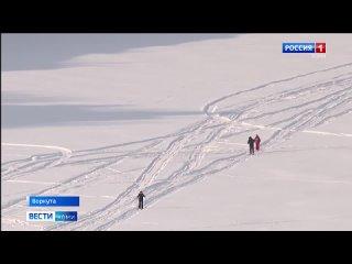 «Арктическая лыжня» в Воркуте
