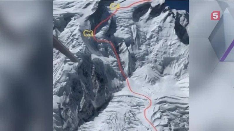 Трое российских альпинистов пропали без вести в Гималаях
