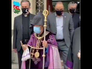 """🇮🇷 Это Тегеран. Нет не Ереван, а Тегеран. Отмечают """"геноцид""""."""