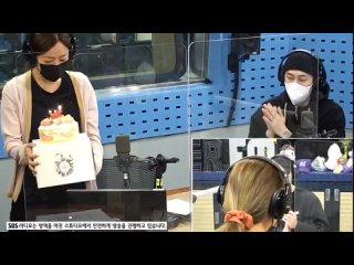 130421 Отрывок из радиоэфира SBS Young Street