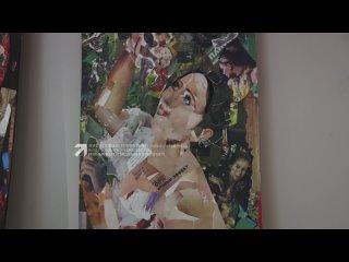 В выставочном зале «Тургеневский» открылась уникальная экспозиция талантливой художницы Алисы Сальниковой