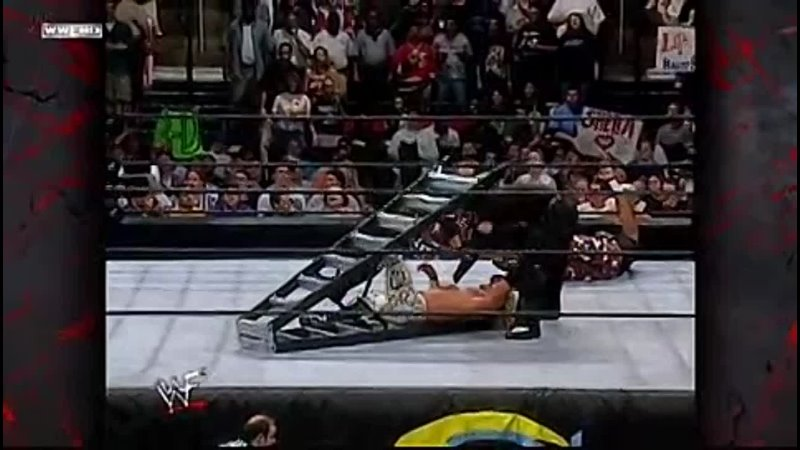 Tables Ladders Chairs Match for the World Tag Team Championship SummerSlam 2000