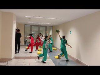 """Подготовка к выступлению на Фестивале """"ТанцыBoom""""!"""