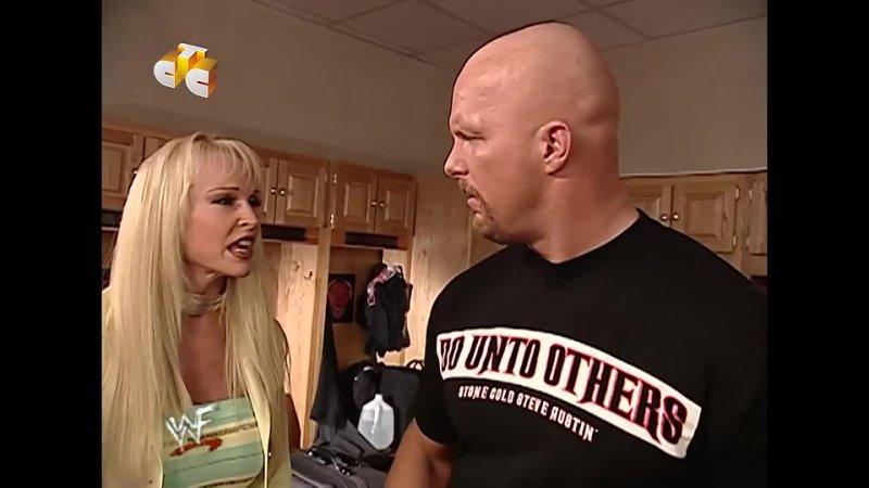 WWF «SmackDown!» (17.05.2001) | «Мировой рестлинг» на канале СТС | World Wrestling Federation (на русском языке) | WWE
