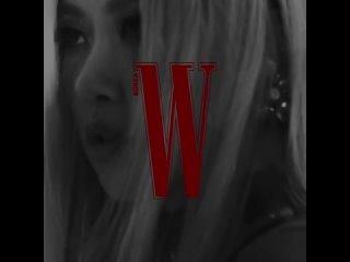 Rose @ W Korea x Saint Laurent (May 2021)
