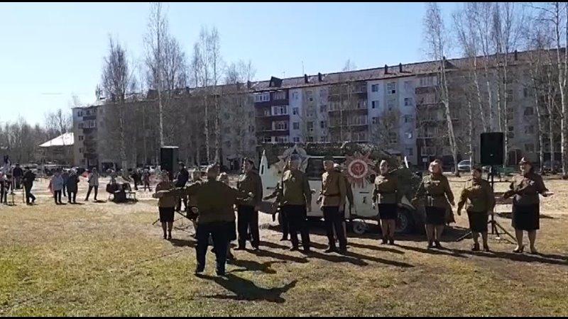 День Победы 2021 Поздравление Зверева И Д Чапаева 59 Нижневартовск