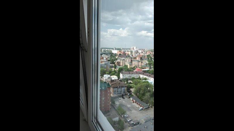 Вид с 22 этажа