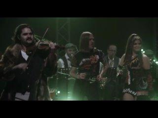 "The Hatters feat. Little Big — Everyday I'm Drinking (Live 2021 @ Юбилейный концерт ""V"")"