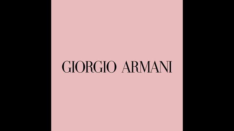 Sara Sampaio for Giorgio Armani 2021