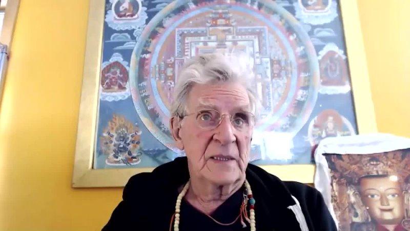 Роберт Турман. Медитация по развитию запредельного отречения