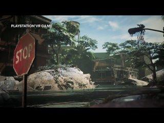 Тизер трейлер VR игры Wanderer на PlayStation