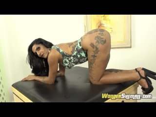 marcela-lima-curvy-latina-tgirl-toys-and-teases-dick [transsexual, shemale, latina, solo, cumshot, 720p],