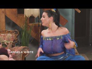 Angela White, Lena Paul, Sofi Ryan - Supernaturally Stacked I Dream Of Lezzie - Lesbian Sex, Порно casting, anal, big tits, squi